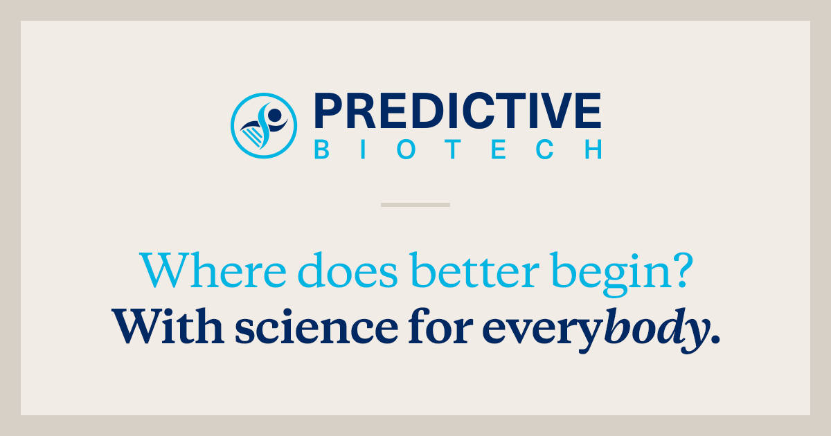 Predictive Biotech » Products
